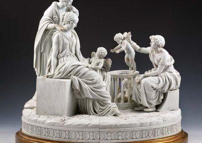 Manifattura di Meissen - La Venditrice di Amorini