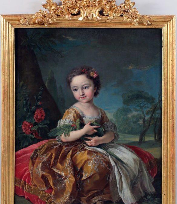 Ritratto di Maria Luisa Gabriella di Savoia
