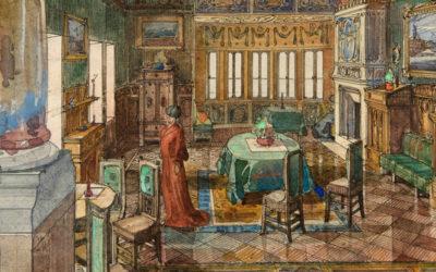 Cesare Ferro Milone. La magia del colore tra Torino e Bangkok