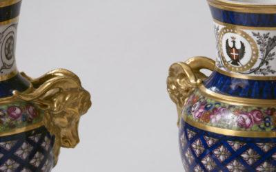 Fascino e Splendore della porcellana di Torino