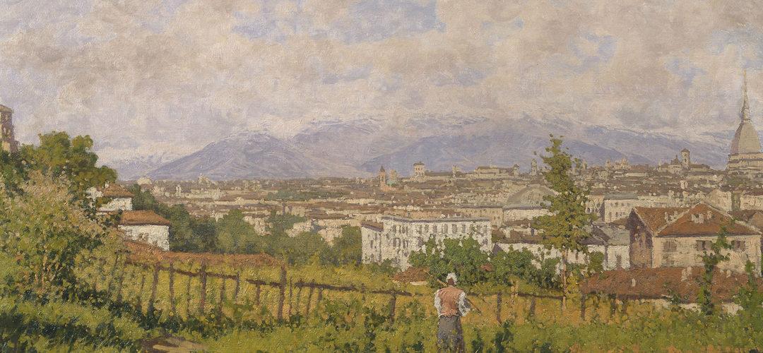 """La """"natura delicata"""" di Enrico Reycend"""