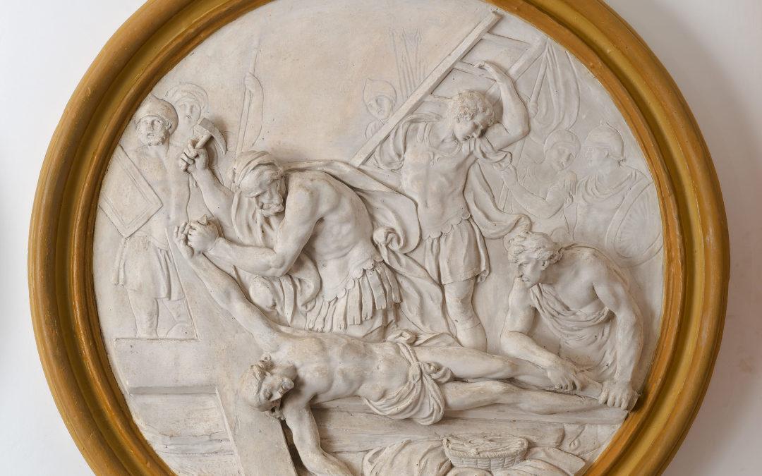 Scena dalla Via Crucis