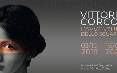 Vittorio Corcos. Invito all'inaugurazione