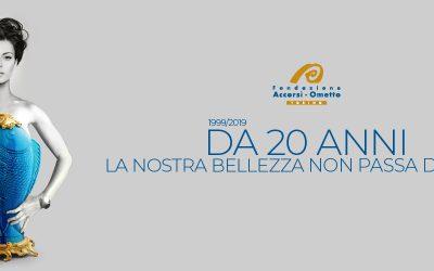 FESTEGGIAMO INSIEME I VENT'ANNI DI APERTURA DEL MUSEO!