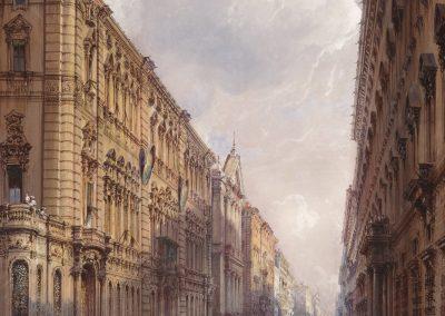 Bossoli-Palazzo Doria Pamphili, Via del Corso Roma_25cm-300dpi
