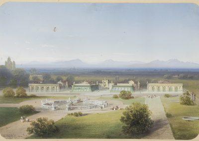Bossoli-Veduta del giardino di Villa Litta a Lainate_25cm-300dpi