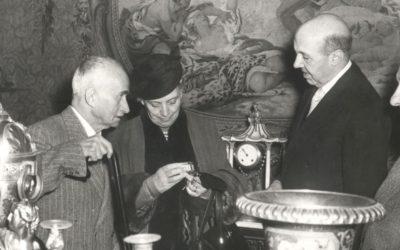 PIETRO ACCORSI ALLA SCOPERTA DEL BAROCCO. Le grandi mostre del '37 e del '63